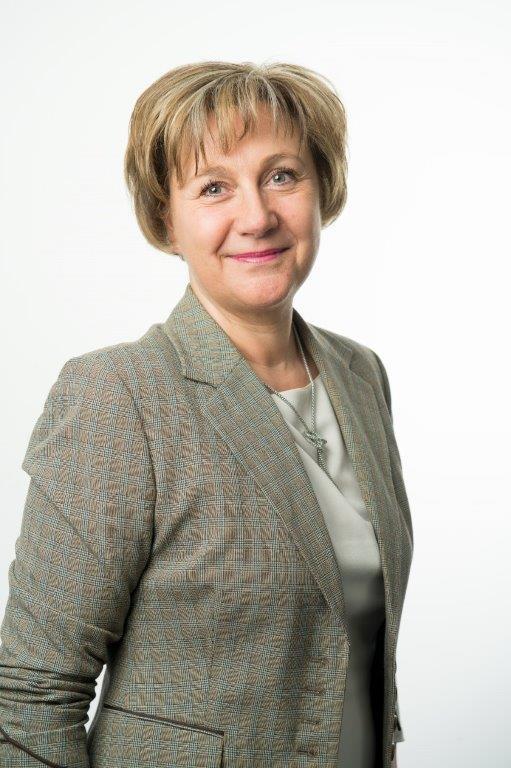 Portrait de Fabienne Bister